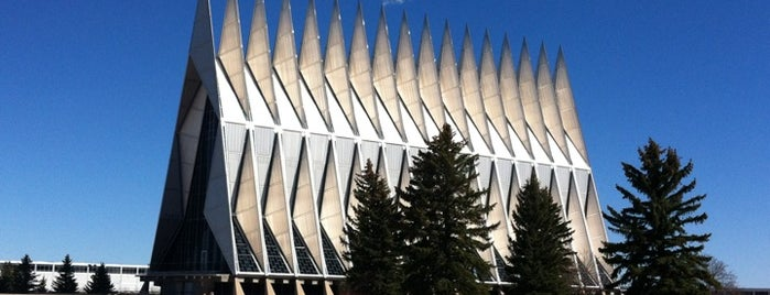 US Air Force Academy Visitor Center is one of Historian.