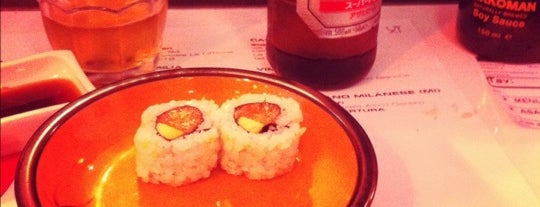 Sushiko Japanese Kaiten Restaurant is one of Savona - Far from common places.