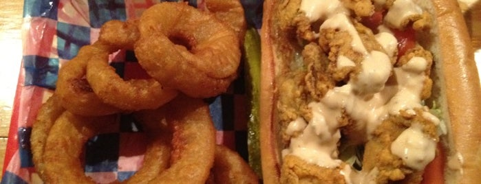 TC's Front Porch is one of 20 favorite restaurants.