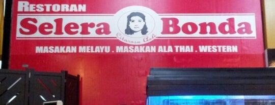 Restoran Selera Bonda is one of Makan @ KL #1.