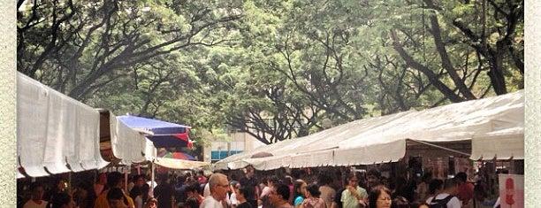 Salcedo Community Market is one of Favourites.