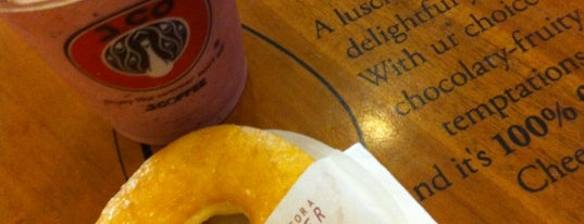 J.Co Donuts & Coffee is one of Yogjakarta, Never Ending Asia #4sqCities.
