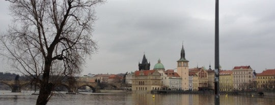 Střelecký ostrov is one of Historická Praha.