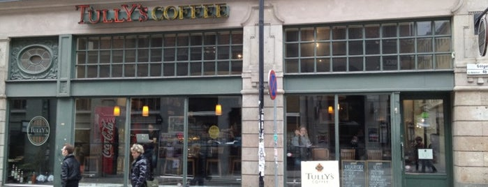 Tully's Coffee is one of Fika.
