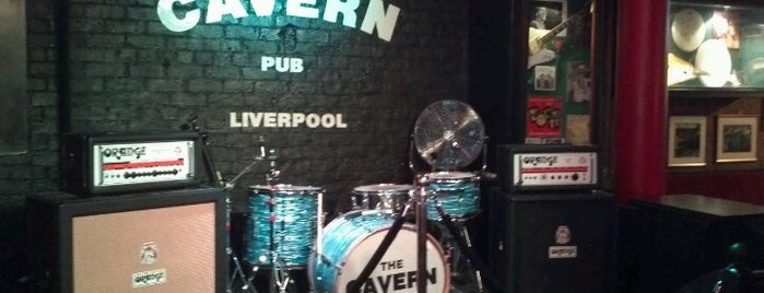 Cavern Pub is one of Liverpool places.