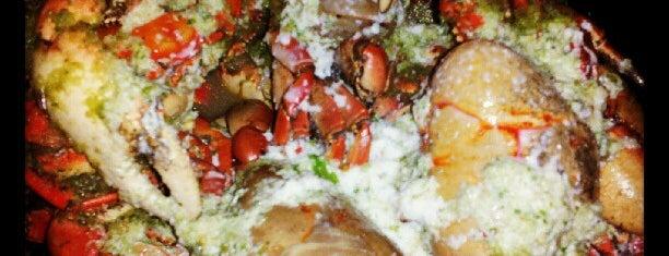 Guaiamum Gigante is one of Restaurantes de Recife.