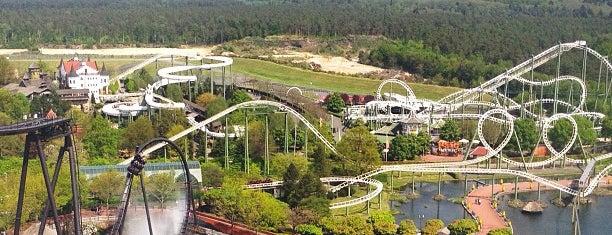Heide-Park Resort is one of Germany.