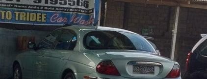 Oto Tridee Car Wash is one of Car Wash BALI.