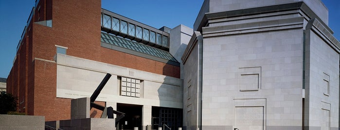 United States Holocaust Memorial Museum is one of I LOVE HISTORY!.