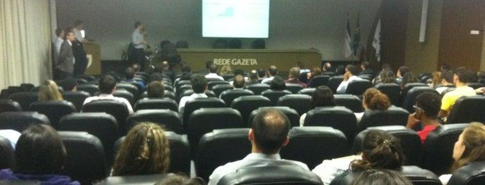 Auditório da Rede Gazeta is one of Fátima.