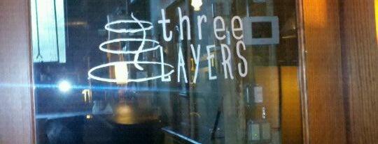 Three Layers Coffeehouse is one of JAX , FL.
