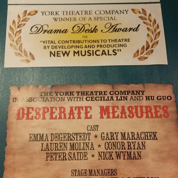 Photo of York Theatre Company