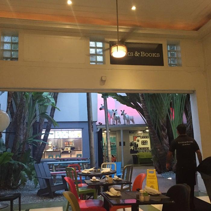 Photo of The Café at Books & Books