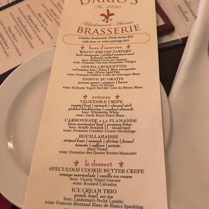 Photo of Dario's Brasserie