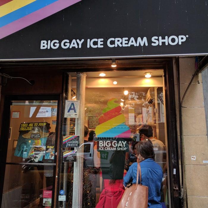 Photo of Big Gay Ice Cream Shop East Village