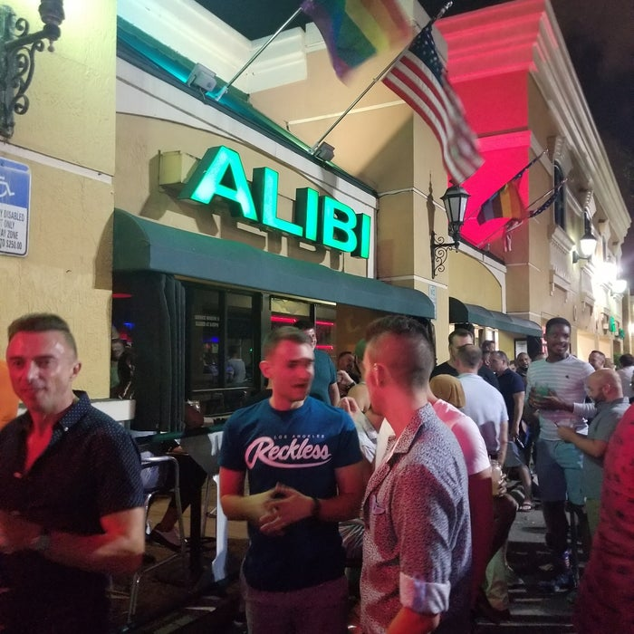 Photo of Georgie's Alibi Monkey Bar