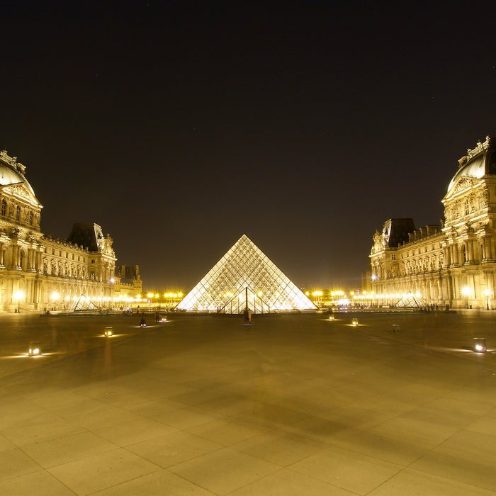 Photo of Louvre