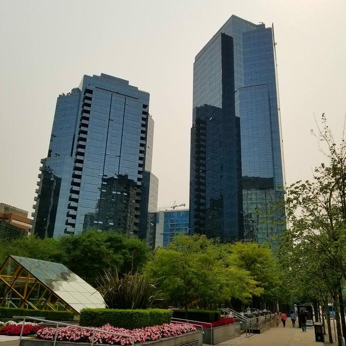 Photo of Sheraton Vancouver Wall Centre