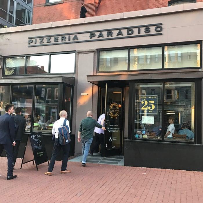 Photo of Pizzeria Paradiso