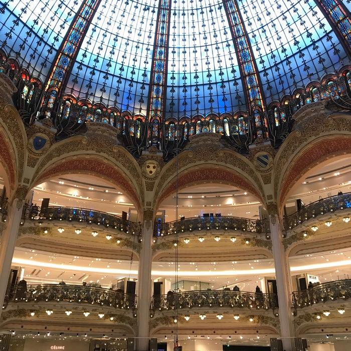 Photo of Galleries Lafayette Haussman