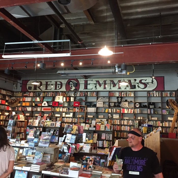 Photo of Red Emma's Bookstore & Coffee
