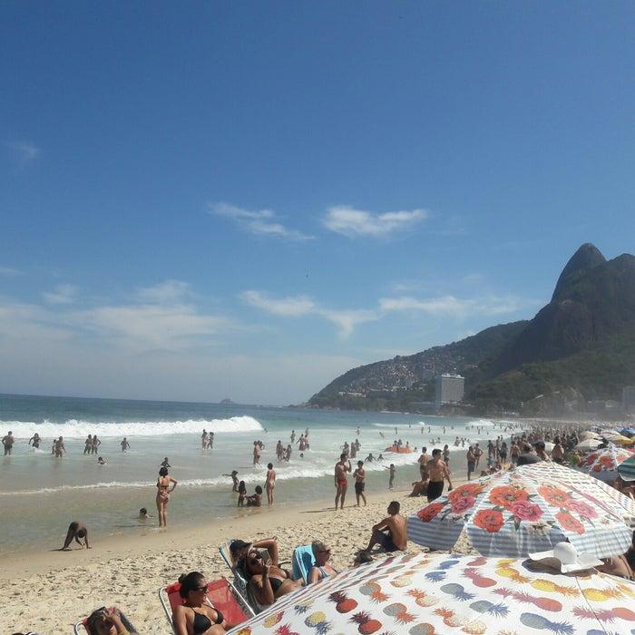 Photo of Praia do Leblon
