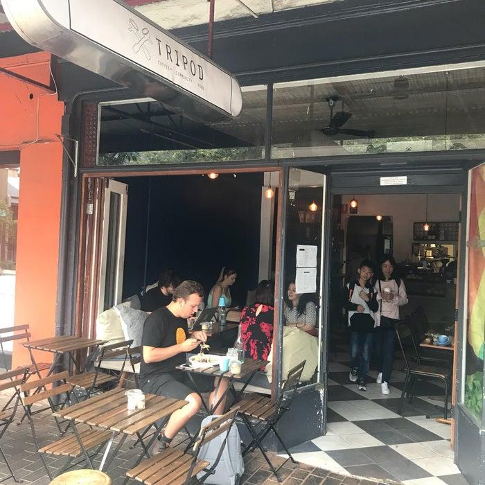 Photo of Tripod Café