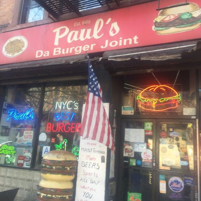 Photo of Paul's Da Burger Joint