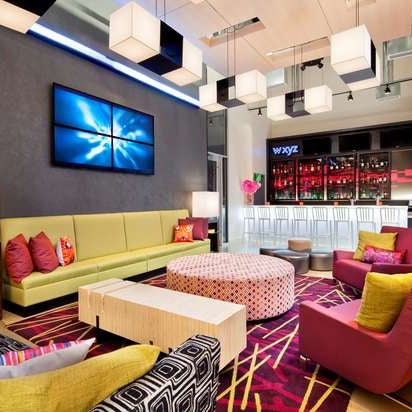 Photo of Aloft Manhattan Downtown - Financial District