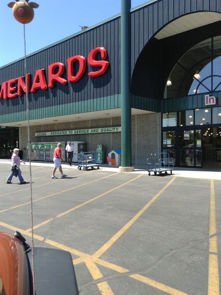 Menards at 2601 N Clybourn Ave (at Wrightwood Ave) Chicago, IL ...