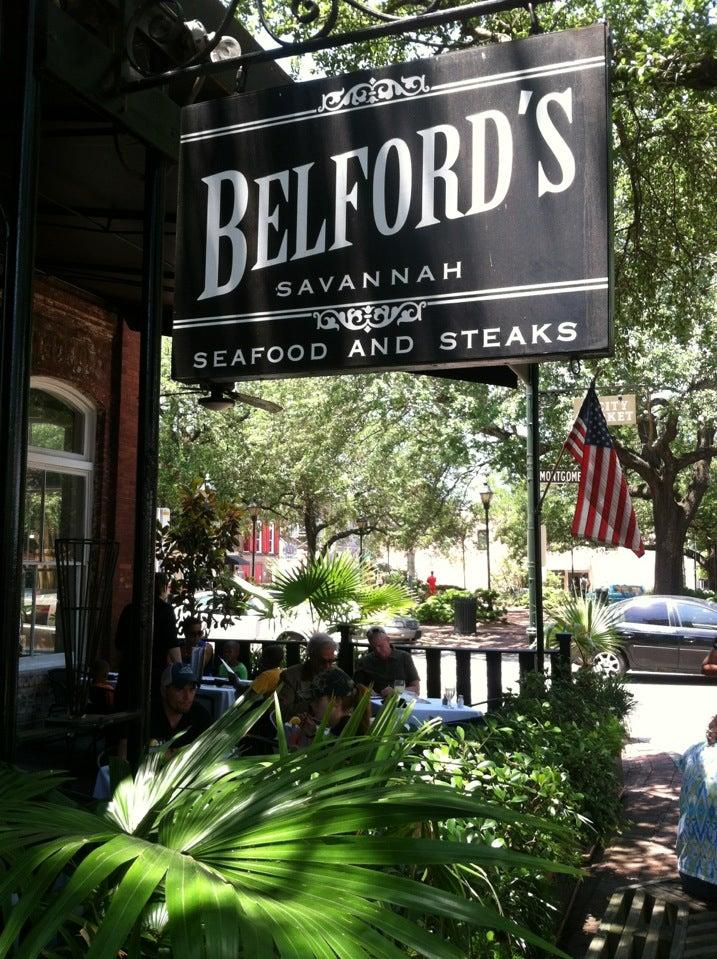 Belford 39 s savannah seafood steaks at 315 w saint julian for Fish market savannah ga
