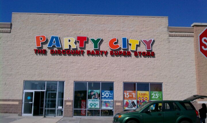 Party City At 2470 Chemical Rd Plymouth Meeting Pa