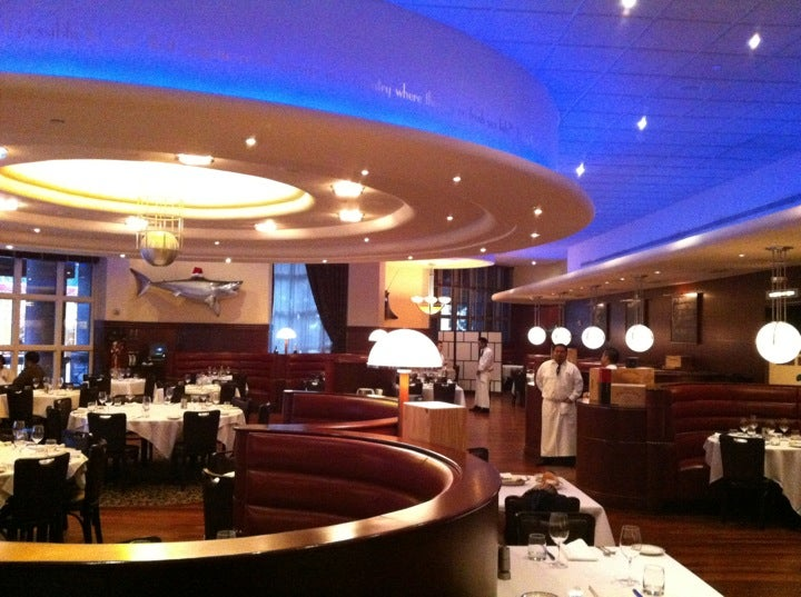 Oceanaire Seafood Room at 1100 Peachtree St NE (at 12th St ...