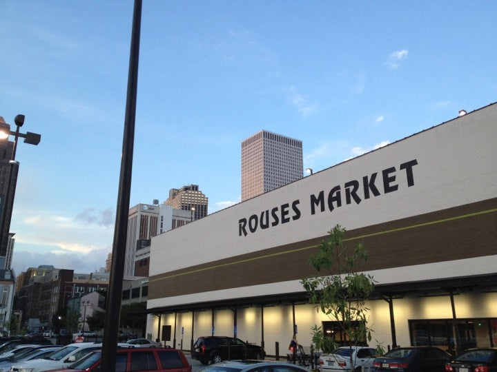 Rouses Market at 701 Baronne St at Girod St New Orleans LA