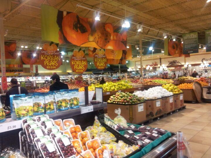 Super H-Mart at 2625 Old Denton Rd (at Trinity Mills Rd ...