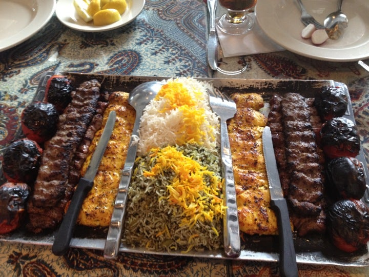 Cafe Caspian Houston Hours