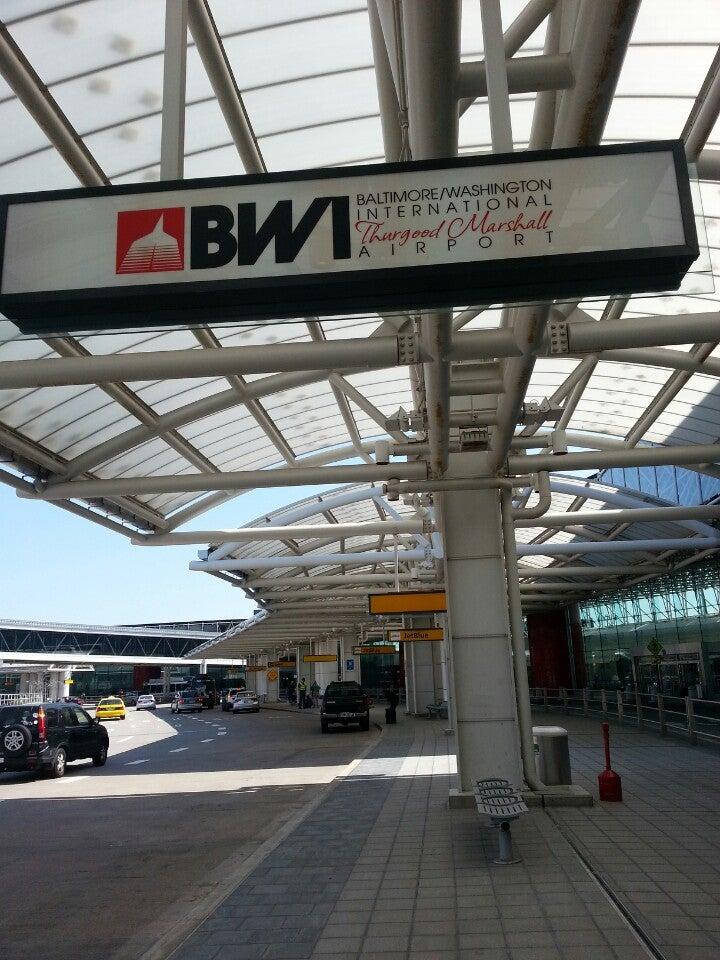 BWI Baltimore Baltimore Washington Intl Airport