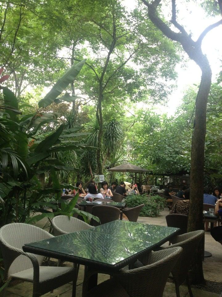 Canopy Garden Dining u0026 Bar at Bishan - Ang Mo Kio Park (River Plains) (1382 Ang Mo Kio Ave 1) Singapore & Canopy Garden Dining u0026 Bar at Bishan - Ang Mo Kio Park (River ...