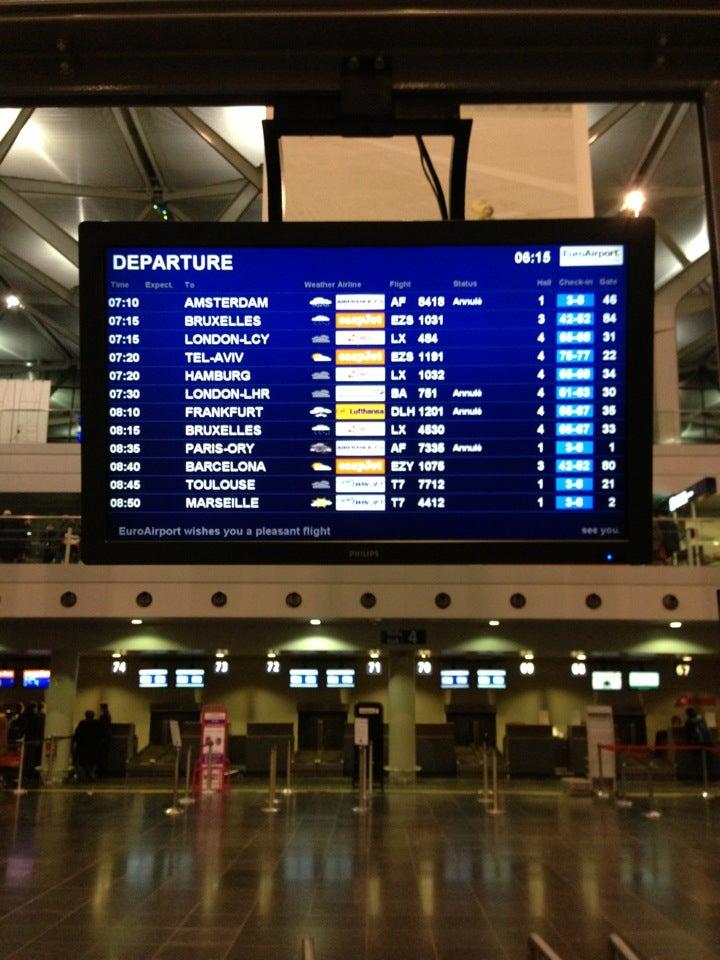 Bsl basel euroairport basel mulhouse freiburg airport - Boutique free mulhouse ...