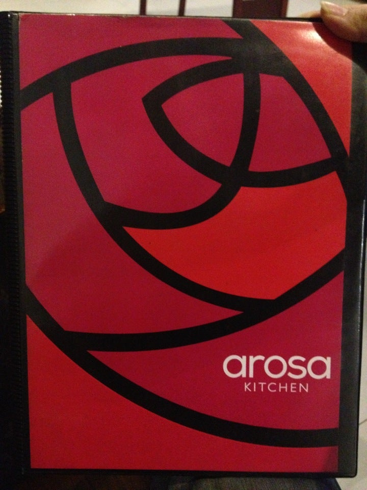 Arosa Kitchen Restaurant information photos map comments and tips