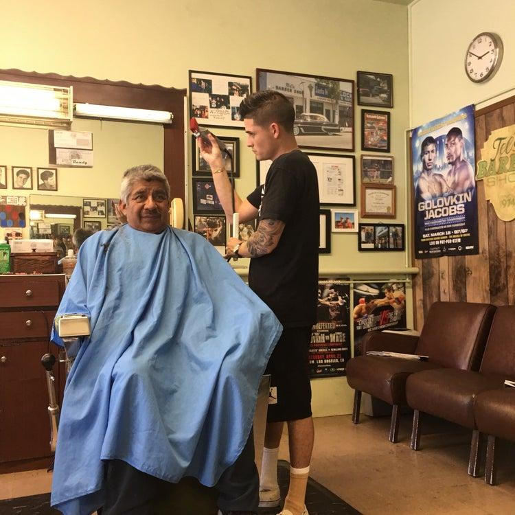 Tel's Barber Shop