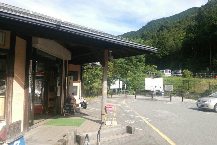 茶屋 ごろごろ 奈良県天川村の名水 ごろごろ水の採水場へ行ってきました
