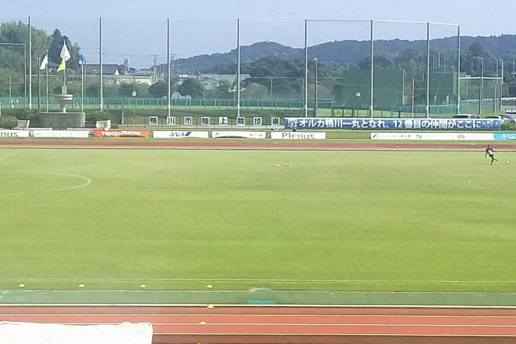 鴨川市陸上競技場(千葉県)|こころから