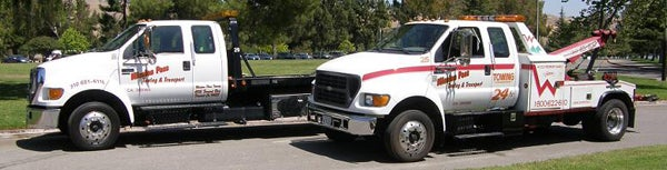 Mission Pass Towing & Storage