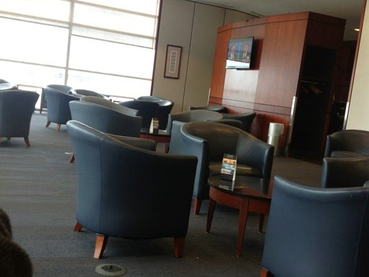 American Airlines Admirals Club Washington Dc Ronald