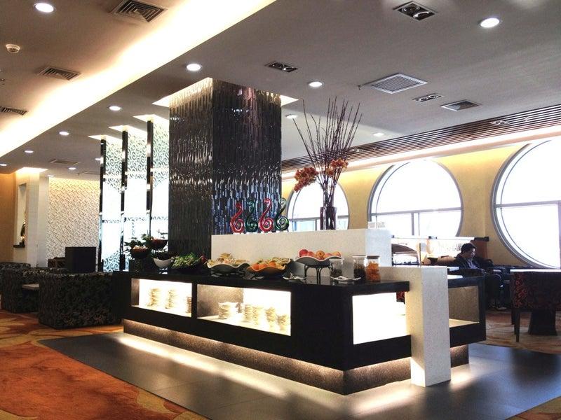 Xiamen Airlines International First Class Lounge Xiamen