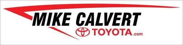 Wonderful MIke Calvert Toyota