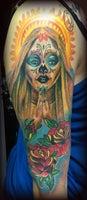 Aliens Ink Tatoo