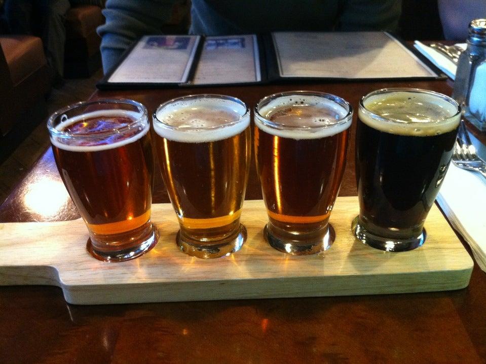 Great Lakes Brewing Company Food Menu