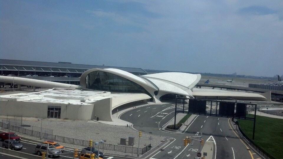 Jfk New York City John F Kennedy Intl Airport Flight